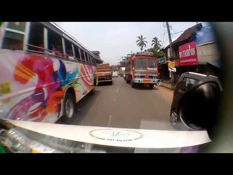 rush road ambulance driving koyilandy