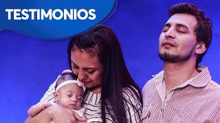 Poderoso testimonio de Invasión, Dios hizo un tremendo milagro en su bebé
