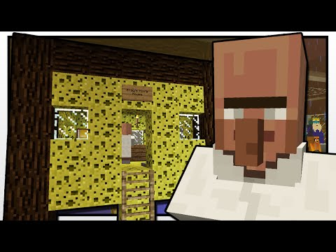 Thumbnail: Minecraft | TRAYAURUS' MOM MOVES IN!! | Custom Mod Adventure