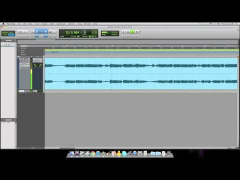 Pro Tools: How To Lock A Scratch Track To The Click - TheRecordingRevolution.com