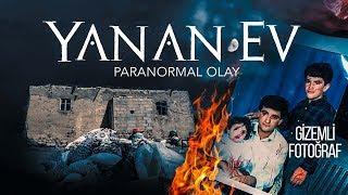 Haberle Konu olan Kendi Kendine Yanan Ev! - Paranormal Olaylar