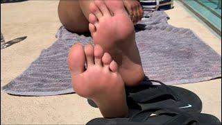 Ebony soles