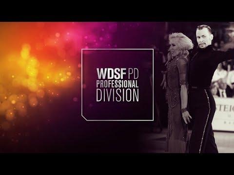ITV w. Goffredo - Matus, MDA | 2018 PD World Latin | DanceSport Total