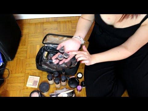 Valigia e kit da MAKEUP ARTIST!                | Aria Loves