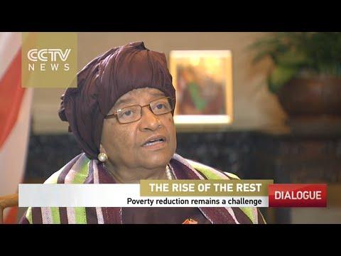 CCTV Interview: Liberian PresidentSirleaf