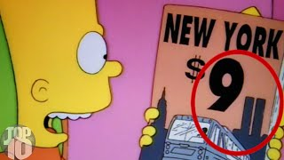 10 Things The Simpsons Predicted