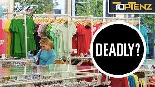 10 Unbelievable Facts About Fast Fashion