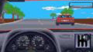 Amiga Longplay Test Drive II: The Duel