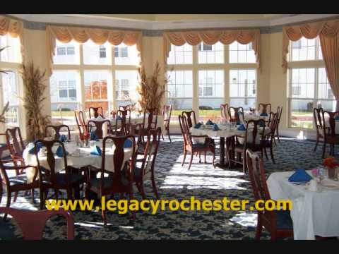 Senior Living Communities Rochester, New York