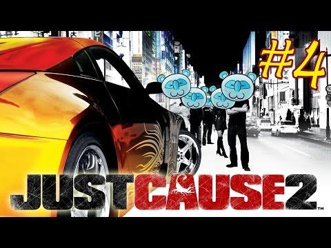 เร็ว แรง ทะลุ หิมะ มุ่งหน้า สู่ นรก [Just Cause 2 # 4] (Feat.AjaA)