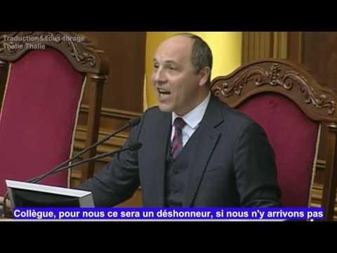La Rada de l'Ukraine - un parlement sans pareil !...