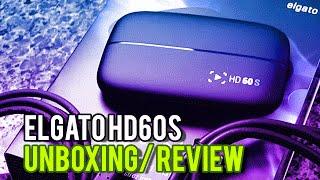 ELGATO GAME CAPTURE HD60 S UNBOXING / REVIEW - É Boa? Vale a pena comprar? (1080p 60fps USB3.0)