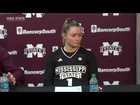 Post Game Press Conference: Women's Basketball vs Mississippi - 01/11/2018