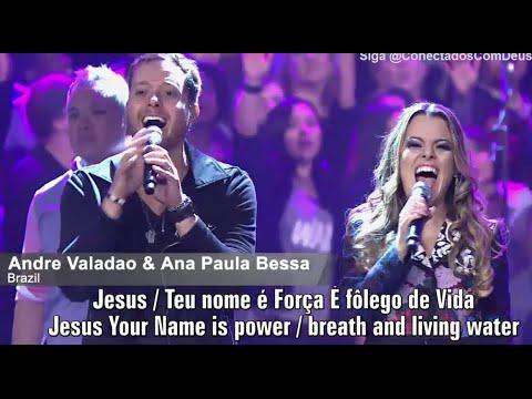 Musicas da Gateway Conference - Gateway Worship e Ana Paula Valadão
