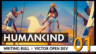 Humankind: Victor OpenDev auf ultrahart (01) [Deutsch]