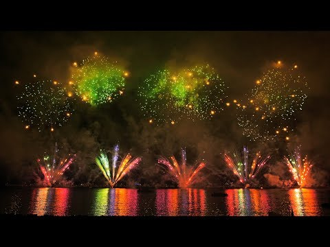 Festival d'Art Pyrotechnique de Cannes 2017 - Dragon Fireworks - Philippines