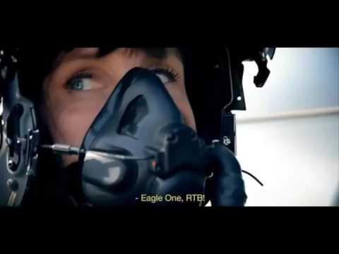 Saab JAS 39 Gripen vs Su 35 [1080p]