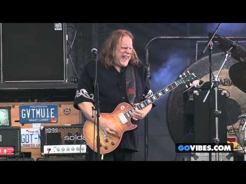 "Gov't Mule performs ""Captured"" at Gathering of the Vibes Music Festival 2013"