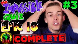 The Impossible Quiz: The 10 WORST Questions! (Part 3)