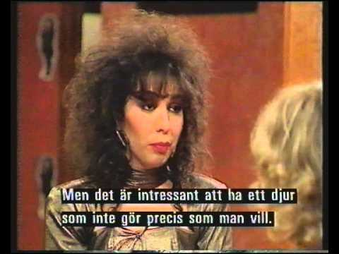 Jennifer Rush on television in Sweden 1987 (2 songs + interview + jump)