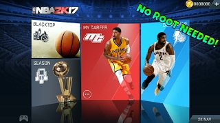 100% WORKING UNLIMITED VC | NBA 2K17 ANDROID
