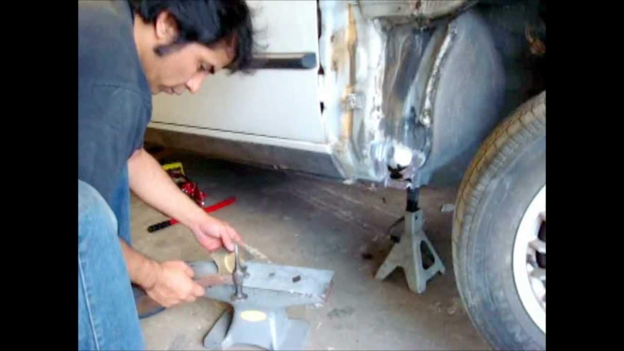 Condor Speed Shop Bmw E30 Chump Car Build Part 2 4 Youtube