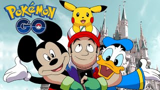 POKEMON GO NA DISNEY - MAGIC KINGDOM ‹ AMENIC ›
