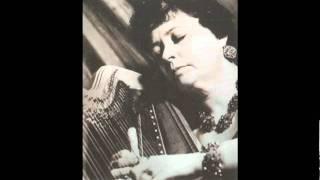 �������� ���� Vera Dulova - Saint-Saëns - Fantaisie pour violon et harpe, op.124 ������