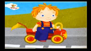 Wooly - Araba - The Kiddy Car - Baby TV Türkçe