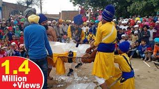 National Veer Khalsa gatka group barnala    Sikh martial arts