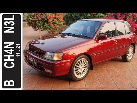 "In Depth Tour Toyota Starlet 1.3 SE-G [EP81] ""Kapsul"" (1996) - Indonesia"