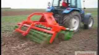 AGRO-MASZ - Agregat Talerzowy uprawowo siewny AT30