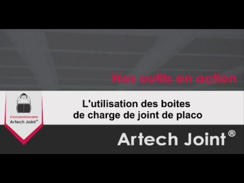 L 39 utilisation des boites de charge de joint de placo youtube - Joint de placo ...