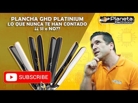 Lo que nunca te contarán de la plancha de pelo GHD platinum GHD platinum si, o GHD platinum NO !!