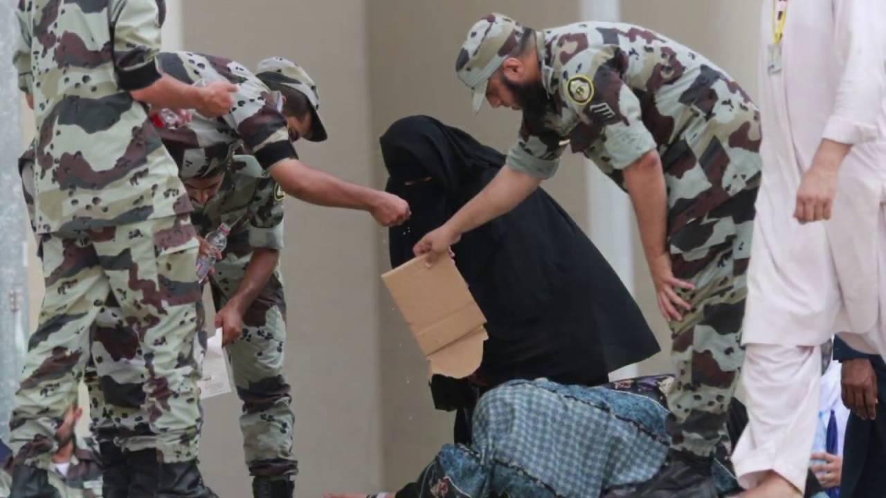 نتيجة بحث الصور عن رجال الأمن في الحج