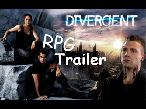 Die Bestimmung - Divergent Trailer 2 German [RPG Forum]