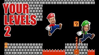 playing your mario levels! 2/2
