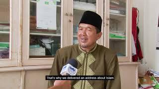 Indonesia Lajna host interfaith event