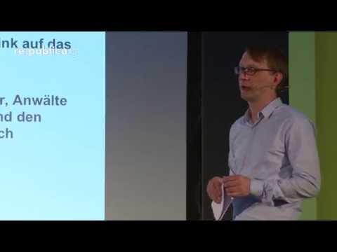 re:publica2015 – Thorsten Feldmann, Henning Krieg: Jahresrückblick Social-Media-Recht on YouTube