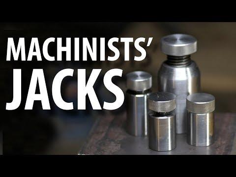 Lazy MACHINISTS' JACKS