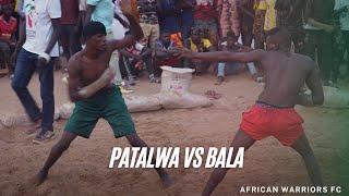 African Warriors FC Dambe #02 | Patalwa vs Bala Custom FULL FIGHT
