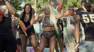 Queen Key - Hoes Out Toes Out ft King Louie (Official Music Video) thumbnail