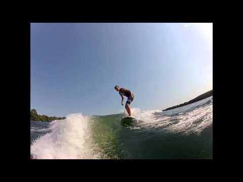 Trevor Grindland Tige Challange Wakesurf 6/2012