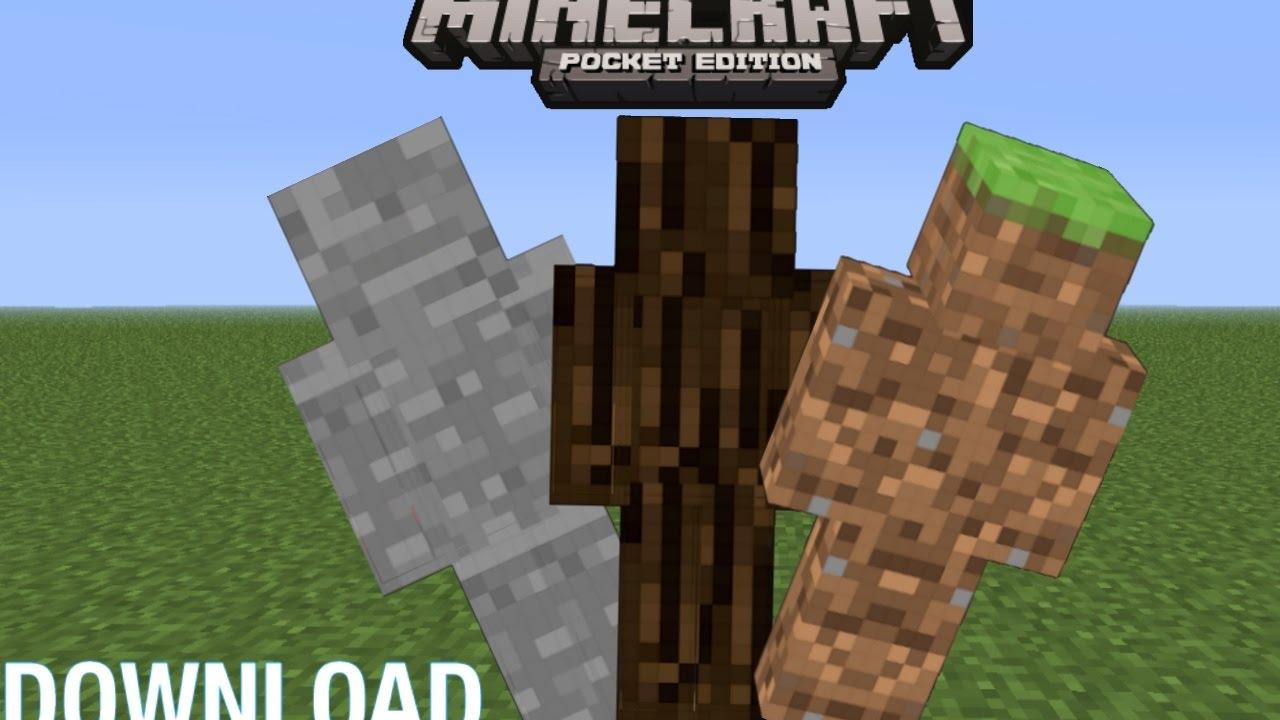 Pack De Skins Trolls Para Minecraft Pe Descargables YouTube - Skins para minecraft pe de troll