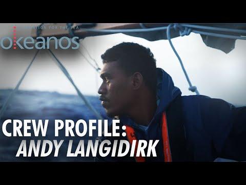 Crew Profile: Andy Langidrik of Okeanos Marshall Islands
