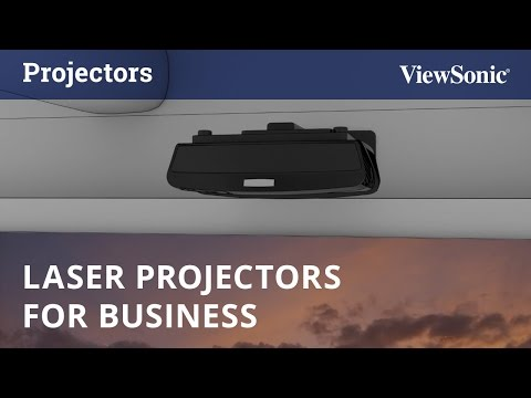 Laser Projectors for Business (LS810 & LS830)