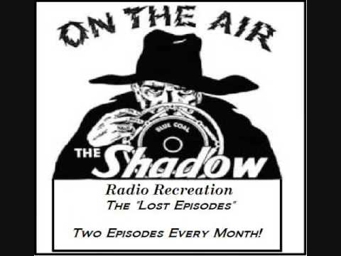 The Shadow - The Curse of the Great Nirvan (Radio Recreation)
