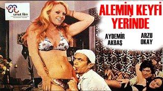 Alemin Keyfi Yerinde Türk Filmi  FULL İZLE  AYDEMİR AKBAŞ  ARZU OKAY
