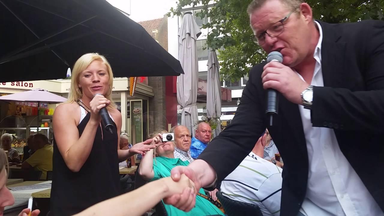 Roy Rens & Bianca Schnelle   im  Duett