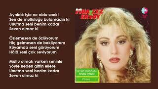 Muazzez Ersoy - Seven Olmaz Ki (Orijinal Karaoke)